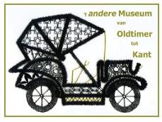 Het andere museum van oldtimer tot kant