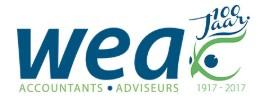 WEA Accountants en Adviseurs Roosendaal