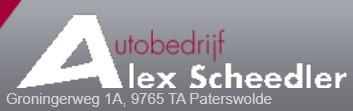 Autobedrijf Alex Scheedler